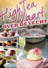 High Tea Vaart over de Vecht bij Utrecht